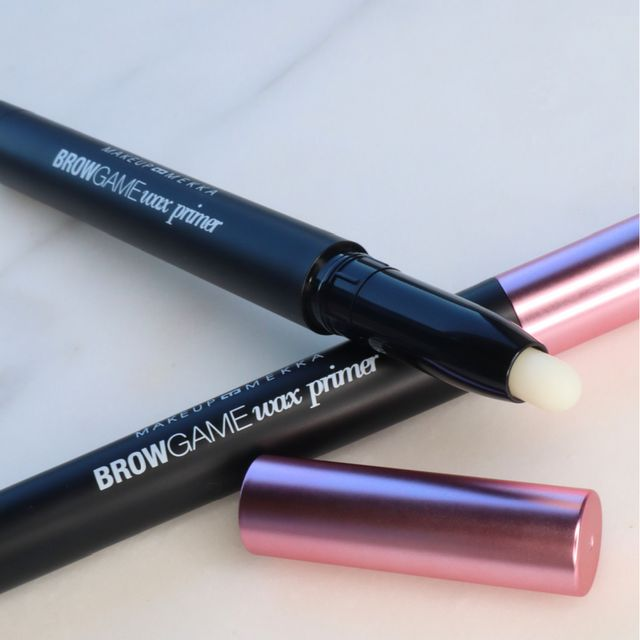 Brow Game Wax Primer
